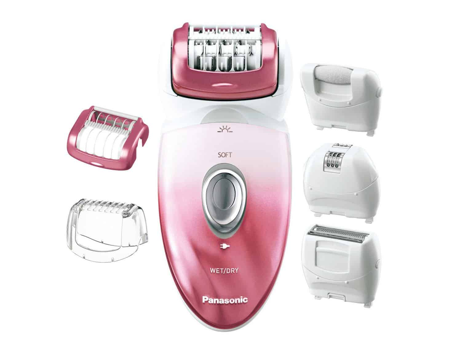 best epilator Panasonic