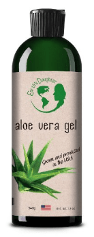 Aloe Vera Juice for Hair Earth's Daughter