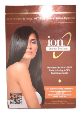 Keratin Treatment at Home Ion Keratin Smoothing Treatment