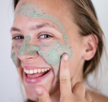 carbonated bubble clay mask e