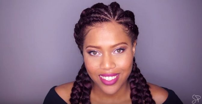 How To Do Ghana Braids: Easy Step By Step Instructions – 2019 Tutorial