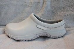 White nurses shoes