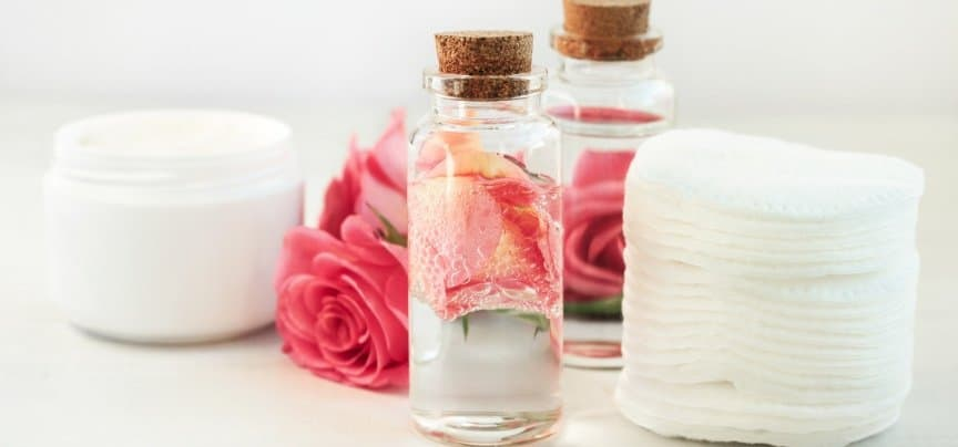 How Use Rosewater For Face Cleansing