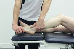 An Achilles tendonitis treatment method