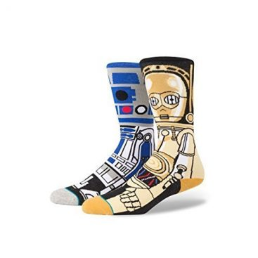 Stance-Boys-Droid-Little-KidBig-Kid-Blue-Sock