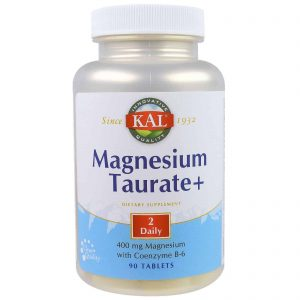 kal - magnesium taurate - 90 tablets