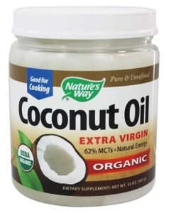 Coconut oil for dry nipples, perfect for before pumping