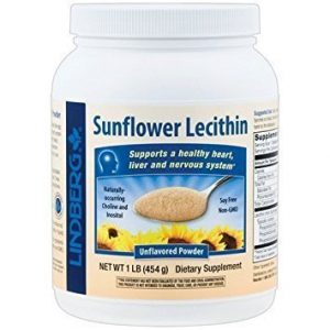 Lindberg - Sunflower Lecithin 1 Pound