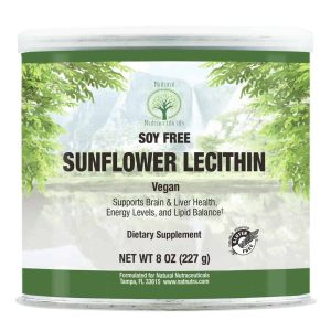 Sunflower_Lecithin 8 ounces in total