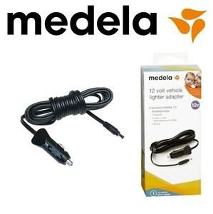 medela car charger 9v