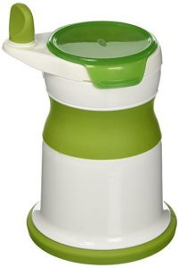 oxo good grips mash maker baby food mill, green