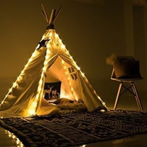 glow in the dark tipi, good gift item, reviewed item